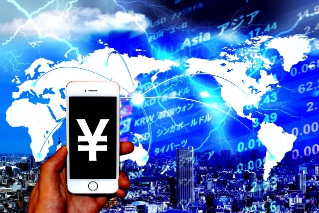 オンラインカジノの入出金は電子決済が主流